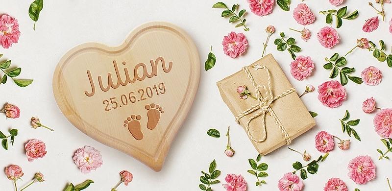 Personalisierte Geschenke Für Mama Papa Zur Geburt